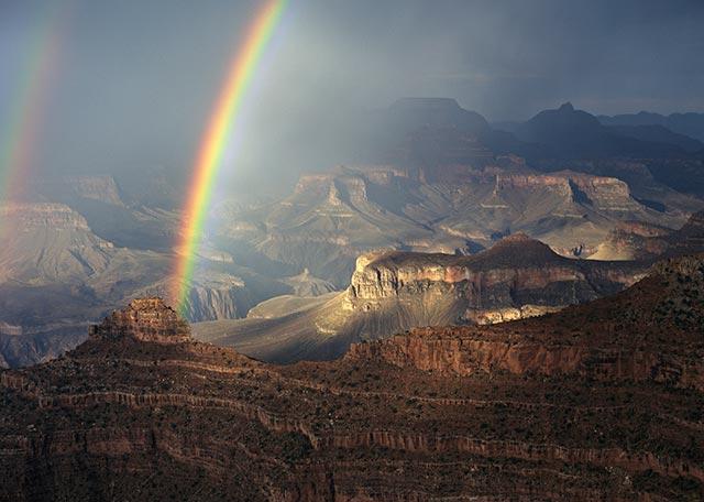 O'Neill Butte Rainbow
